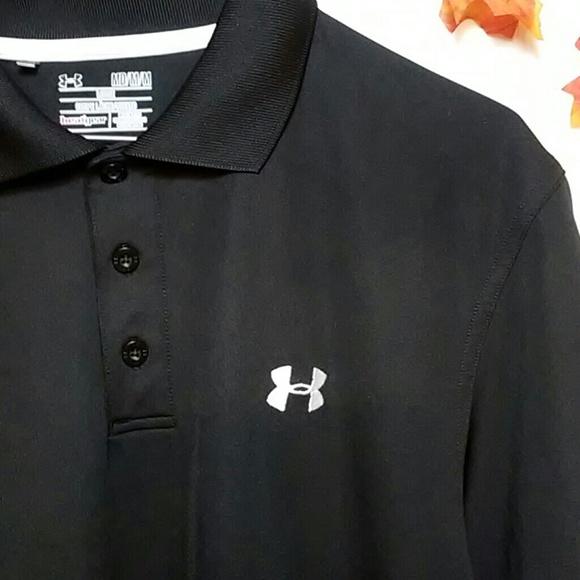 f5a124e4a Under Armour Shirts | Mens Polo Shirt Medium | Poshmark